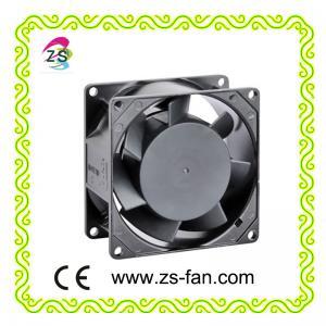 ac cooler axial fan 120mm 12038 120x120x38 ball bearing cooling fan