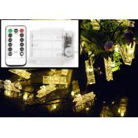 Buy cheap 6 M 30Leds Battery LED String Lights from wholesalers