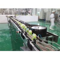 China Complete Automatic Hot Liquid Fruit Juice Bottling Production Line on sale