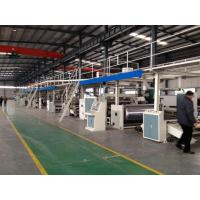 Seven Layer Corrugated Cardboard Making Machine Production Line 5 PLY-200-1800 Type