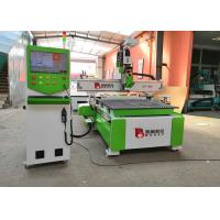 China 2.2kw Spindle Wood CNC Engraving And Cutting Machine With Hybrid Servo Motor on sale