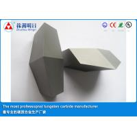 China Tunnel Boring Machine Shield Cutter Tools , Carbide Tbm Disc Cutter 100% Virgin Material on sale