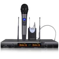 Buy cheap UHF Wireless Microphone #U-200B1 product