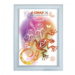 Best Indoor Aluminum Display Frames , 23 X 33  Sliver Clip Poster Frames wholesale