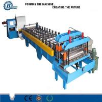 Buy cheap House Use Hydraulic System Colors Metal Roof Tile Forming Equipment product