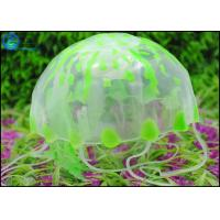 Best Eco-Friendly Silicone Jellyfish Artifical Aquarium Decoration For Fish Tank wholesale