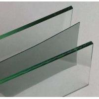 China Tempered Laminated Safety Glass With Film Fine Polished Edge Custom Size on sale