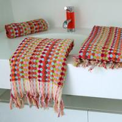 China nice print bath towel on sale