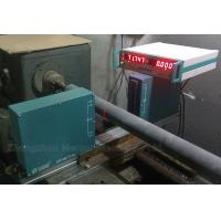 China Laser Diameter Measuring Gauge , Axis And Rubber Roller Diameter Testing Instruments on sale