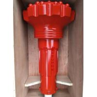 Buy cheap 115mm Mission 40 Well Drilling Dth Hammer Button Bits With Red Color Surface from wholesalers