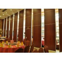Best Acoustic Room Dividers Movable , Sandwich Panel Walls Single Or Double Door wholesale