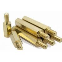 Best Brass Hex Sacer Screw Bolt M3 Male Female Metric Connection Fastener wholesale