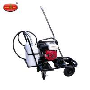 China Mobile Emulsified Asphalt Spraying Machine Pavement Maintenance Spreader on sale