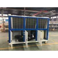 Best Compact Box Type Air Cooled Condensing Unit for Cold Room with Refcomb Compressor wholesale