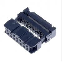 Best Dual row 14 pin IDC Socket Connector 2.54mm Pitch,2*07 pin,wire to board connector wholesale