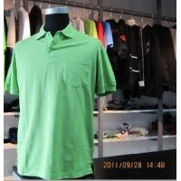 China Blank Men′s Polo Pique on sale
