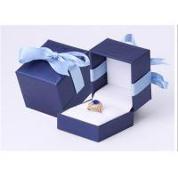 Handmade Jewellery Packaging Boxes , Elegant Style Custom Printed Jewelry Boxes for sale
