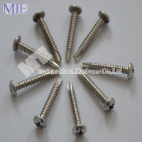 Best Stainless Steel 316 Philips Pan Head Self Drilling Screw (#8-18x1-1/4) wholesale