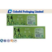 Best OEM printed Vinyl Custom Product Labels Stickers with Glossy / Brushed finishes wholesale