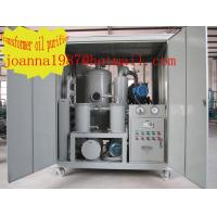Cabinet vacuum transformer oil treatment plant,Insulation Oil Filtration Machine ,transformer maintenance manufacturer