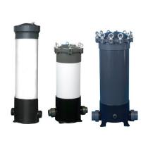 Best Anti Corrosive Industrial PVC Filter Housing 0-0.6Mpa Working Pressure wholesale