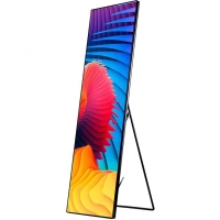 Best Play And Plug Indoor P2.5mm Poster LED Screen 1920x576mm wholesale