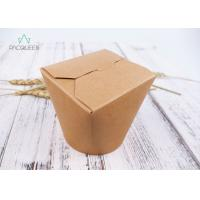 Best Fast Food Take Out Containers , Hot Food Containers For Restaurants wholesale