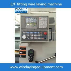 Best PASIC CNC electrofusion fitting winding machine for E/F pad,sadd;e,mcoupler,reducer ect. wholesale