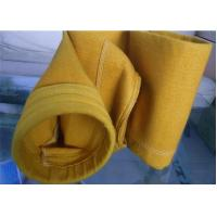 Best High Tensile Strength P84 Filter Bags 1000 Mm~8000 Mm Length Oem Service wholesale