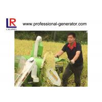 Best Recoil star 10HP Mini Combine Rice Harvester with 178F Diesel Engine wholesale