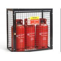 Best Small Gas Cylinder Cages Propane Tank Storage Easily Assembled / Dissembled wholesale