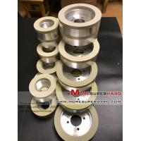 Best 6A2 Vitrified Diamond Grinding Wheel for PCD Tools Vitrified Diamond Grinding Wheel -julia@moresuperhard.com wholesale