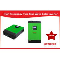 Cheap 220/230VAC Pure Sine Wave Solar Power Inverters Built - in PWM Solar Controller for sale