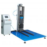 Best Electric Transmission Package Testing Equipment , Pack Impact Testing Machines wholesale