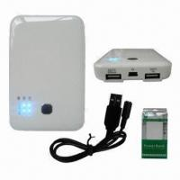 Buy cheap New Portable Power Bank with 5,000mAh Capacity from wholesalers