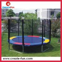 Cheap Trampolines With Enclosures Popular Cheap