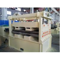 Best CR / Carbon Steel Plate Straightening Machine Composed Of 15 Working Rollers wholesale