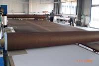 Best high quality PTFE Coated Fabric Conveyor Belt for UV machine equipment wholesale