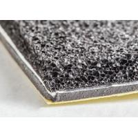 China Rough Facing Car Sound Damping Material Noise Insulation Pad 4.5mm Thickness on sale
