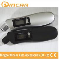 China 100 Psi Digital Tire Pressure Gauge Different Color With CR2032 3V Lithium Coin Cell on sale