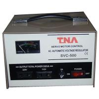 China SVC series single-phase  full automatic AC voltage stabilizers on sale