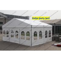 Best Waterproof Outdoor Show PVC Tents Aluminum Frame With Windows wholesale