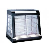 China Electric Glass Warming / Cooling Food Display Cabinets Without Water Absorb on sale