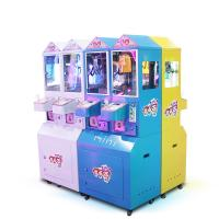 China 2 Players Mini Prize Vending Machine Durable Interesting With Colorful Joystick on sale