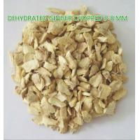 Best Dehydrated ginger chopped 3-8mm,natural orgnic ginger products wholesale