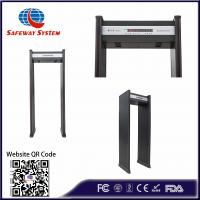 Best Weatherproof Commercial Metal Detector Walk Through Gate For Oil Company / Office wholesale