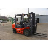 Best 6m Lifting Height Diesel Powered Forklift Rough Terrain With Side Shifter wholesale