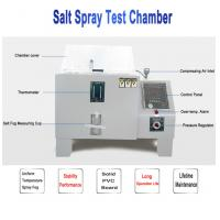 Best Uniform Temperature Spray Fog Salt Spray Chamber , Salt Spray Machine Easy Maintenance wholesale