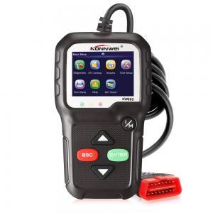 China TFT Color Screen Auto Car Diagnostic Scanner Konnwei KW680 OBD2 Engine Code Reader on sale