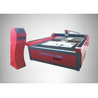 Buy cheap Red Automated Plasma Cutting Machine Portable Plasma Cutter 220/380V from wholesalers